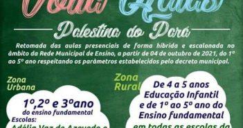 Visita as Escolas D. Pedro-I e João Mateus